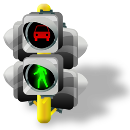Lights, Traffic Icon