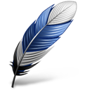 Feather, Filter, Hot Icon