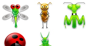 Bugs Icons