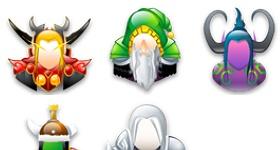 Warcraft Icons