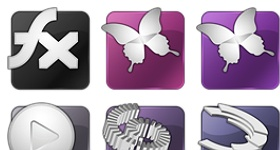 Adobe Symbolism CS 3 Icons