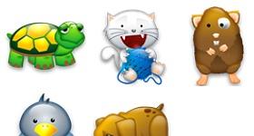 Animals Sigma Style Icons