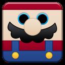 Cartoon, Mario Icon