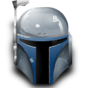 Bounty, Fett, Helmet, Hunter, Jango, Star, Wars Icon