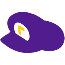 Hat, Supermario, Waluigi Icon