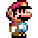 Mario, Retro Icon