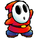 Red, Shyguy Icon