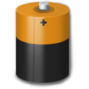 Battery, Charge, Duracel Icon