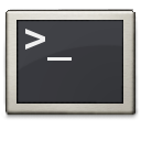 Commandline, Prompt, Shell, Terminal Icon