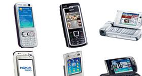 Nokia N Series Icons