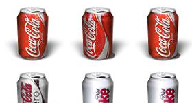 Coca Cola Icons