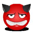 Devil, Sad Icon