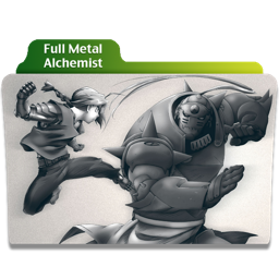 Alchemist, Full, Metal Icon