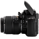 Left, Nikond Icon