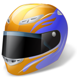 Helmet, Motorsport Icon