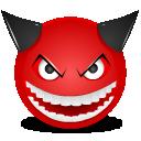 Devil, Laught Icon