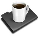 Black, Coffee Icon