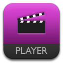 Purple, Video Icon