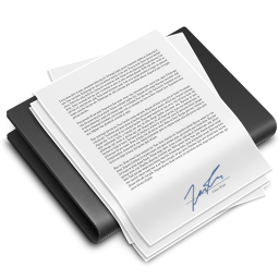 Black Documents Icon Download Free Icons