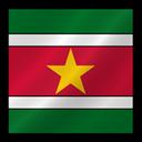 Surinam Icon