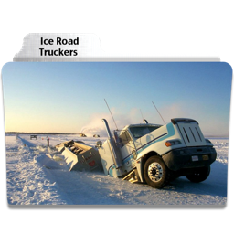 Ice, Road, Truckers Icon