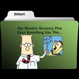 Dilbert Icon