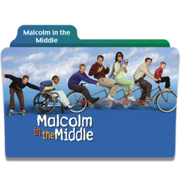 In, Malcolm, Middle, The Icon