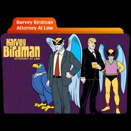 At, Attorney, Birdman, Harvey, Law Icon