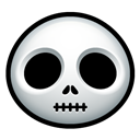 Jack, Skellington Icon