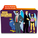 At, Attorney, Birdman, Harvey, Law Icon