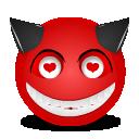 Devil, Love Icon