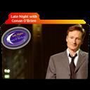 Conan, Late, Night, o'Brien, With Icon