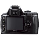 Back, Nikond Icon