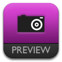Preview, Purple Icon