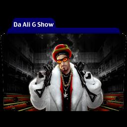 Ali, Da, g, Show Icon