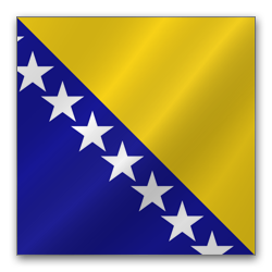 And, Bosnia, Herzegovina Icon