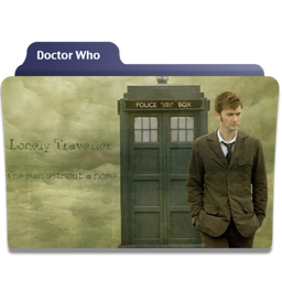 Doctor, Who Icon