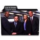 &Amp, Criminal, Intent, Law, Order Icon
