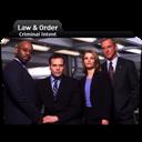 &Amp, Criminal, Intent, Law, Order Icon