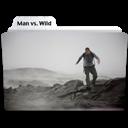 Man, Vs., Wild Icon