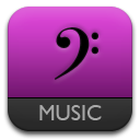 Itunes, Purple Icon
