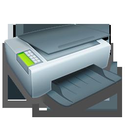 Nopaper, Printer Icon