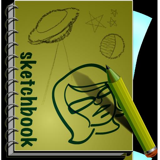 Sketchbook Icon