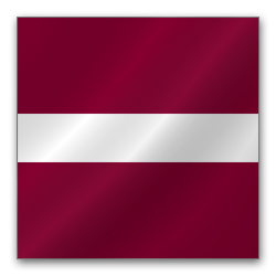 Latvia Icon
