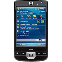 Hp, Ipaq Icon