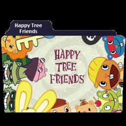 Friends, Happy, Tree Icon