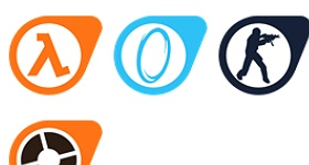 The Orange Box Icons