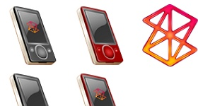 Zune Icons