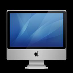 Aluminium, Imac, Inch Icon