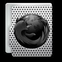 Firefox, Metal Icon
